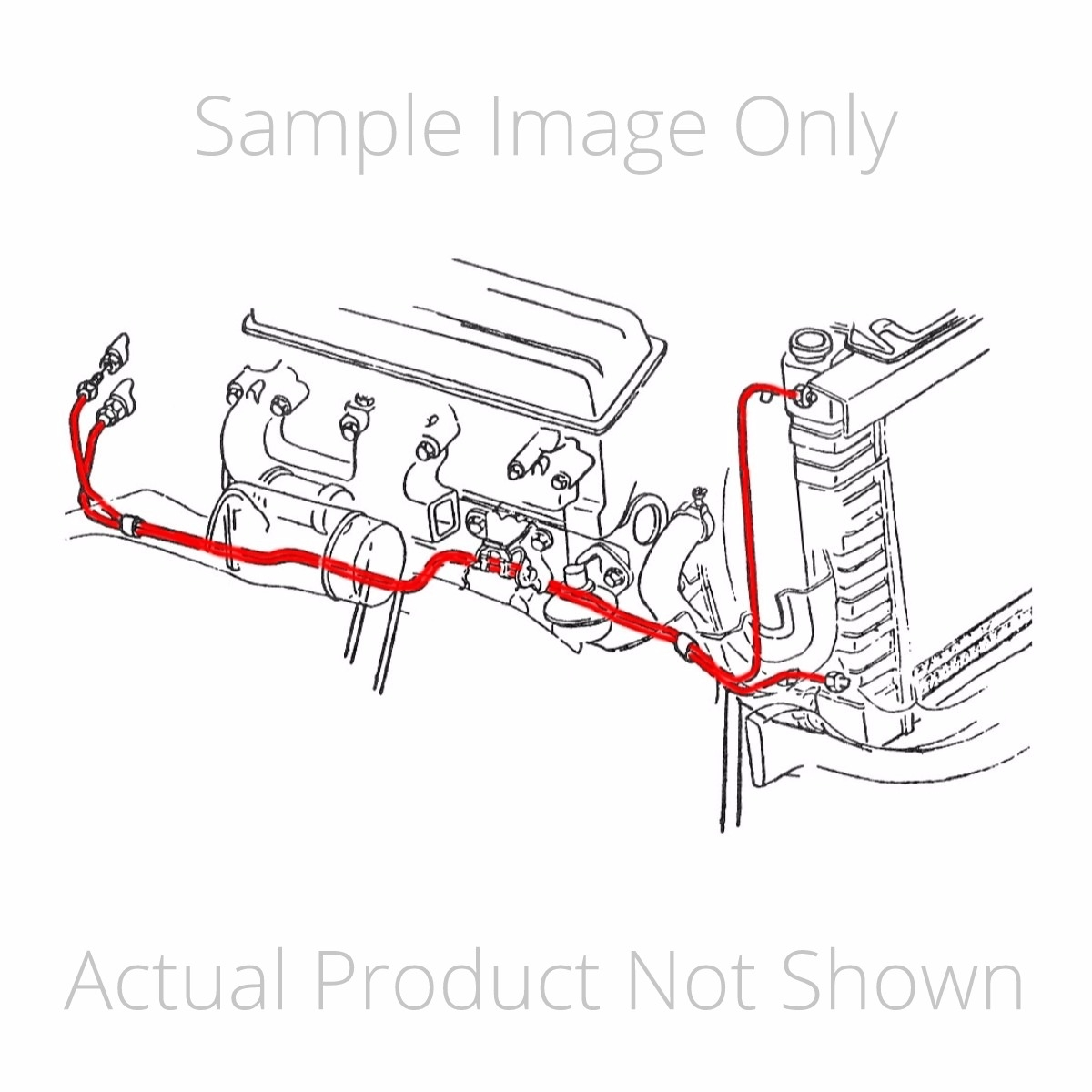 6 Images Chevy Transmission Cooler Lines Diagram And ...