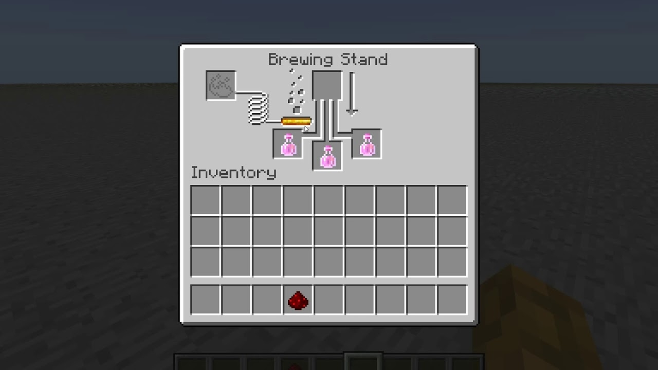 7 Images Minecraft Fire Resistance Potion Recipe 8 Minutes