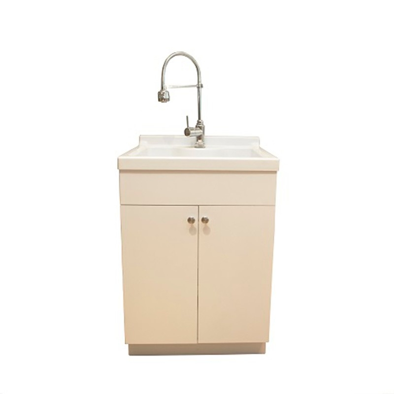 7 Photos Laundry Sink Cabinet Combo And Review - Alqu Blog