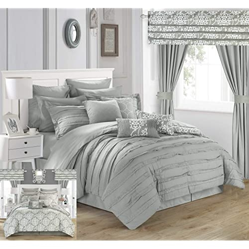 8 Pics King Size Bedding Sets With Matching Curtains And ...