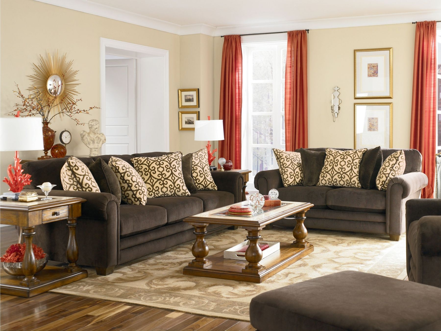 7 Images What Color Curtains With Dark Gray Couch And View ...