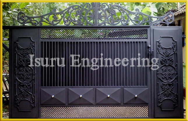8 Photos Gate Designs For Homes In Sri Lanka And View ...
