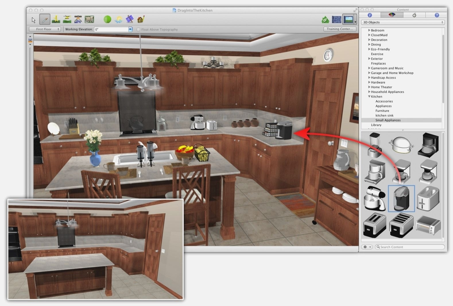 8 Photos Home Hardware Kitchen Design Software And Review ...