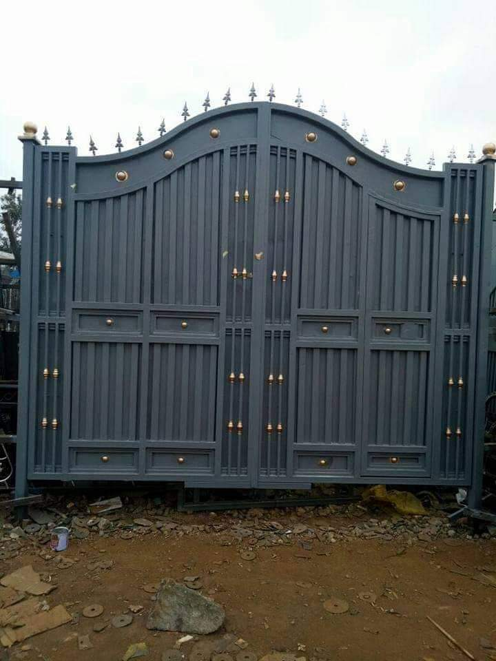 7 Pics Home Gate Designs In Kenya And Review - Alqu Blog