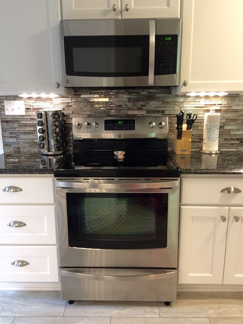 8 Pics Allen Roth Kitchen Cabinets Reviews And View - Alqu ...